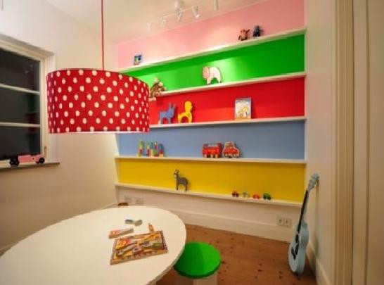 Best ideas about Wall Shelves For Kids Room . Save or Pin Beautiful Plans wall pictures for bedroom for Hall Now.