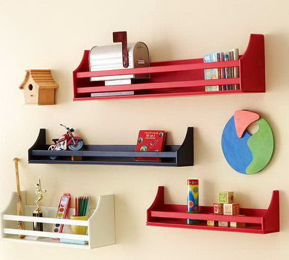 Best ideas about Wall Shelves For Kids Room . Save or Pin Wall Shelf Ideas For Kids Room Home Design Ideas Shelves Now.