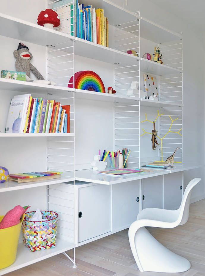 Best ideas about Wall Shelves For Kids Room . Save or Pin Modern Wall Shelves for Kids Now.