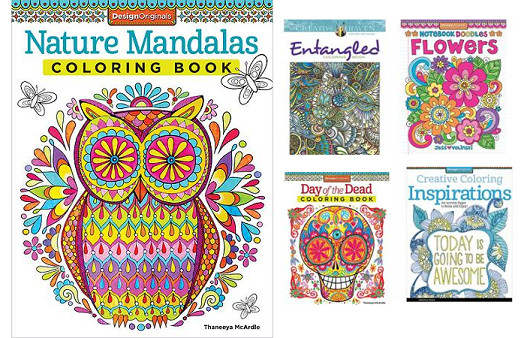 Walmart Adult Coloring Books  Adult Coloring Books Under $7 at Walmart