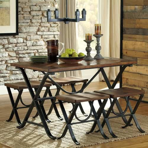 Best ideas about Walmart Dining Table Set . Save or Pin 10 Best Walmart Dining Room Tables And Chairs To Buy Now.