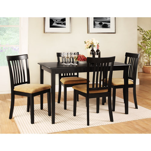 Best ideas about Walmart Dining Table Set . Save or Pin Dining Room Chairs Walmart Thetastingroomnyc Now.