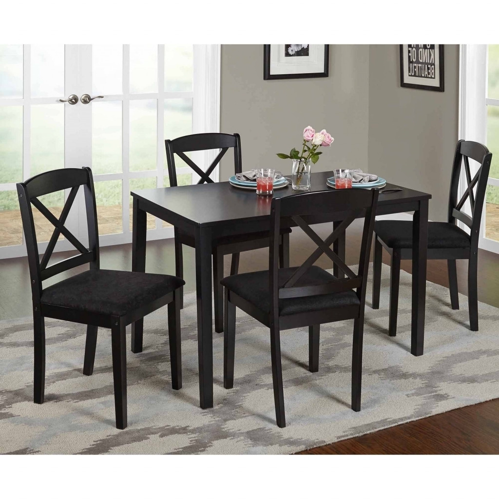 Best ideas about Walmart Dining Table Set . Save or Pin Round Kitchen Table And Chairs Walmart Kitchen Table Now.