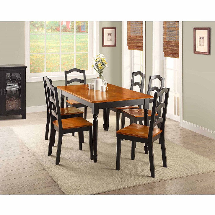 Best ideas about Walmart Dining Table Set . Save or Pin Walmart Dining Table Set Sale Walmart Dining Room Table Now.