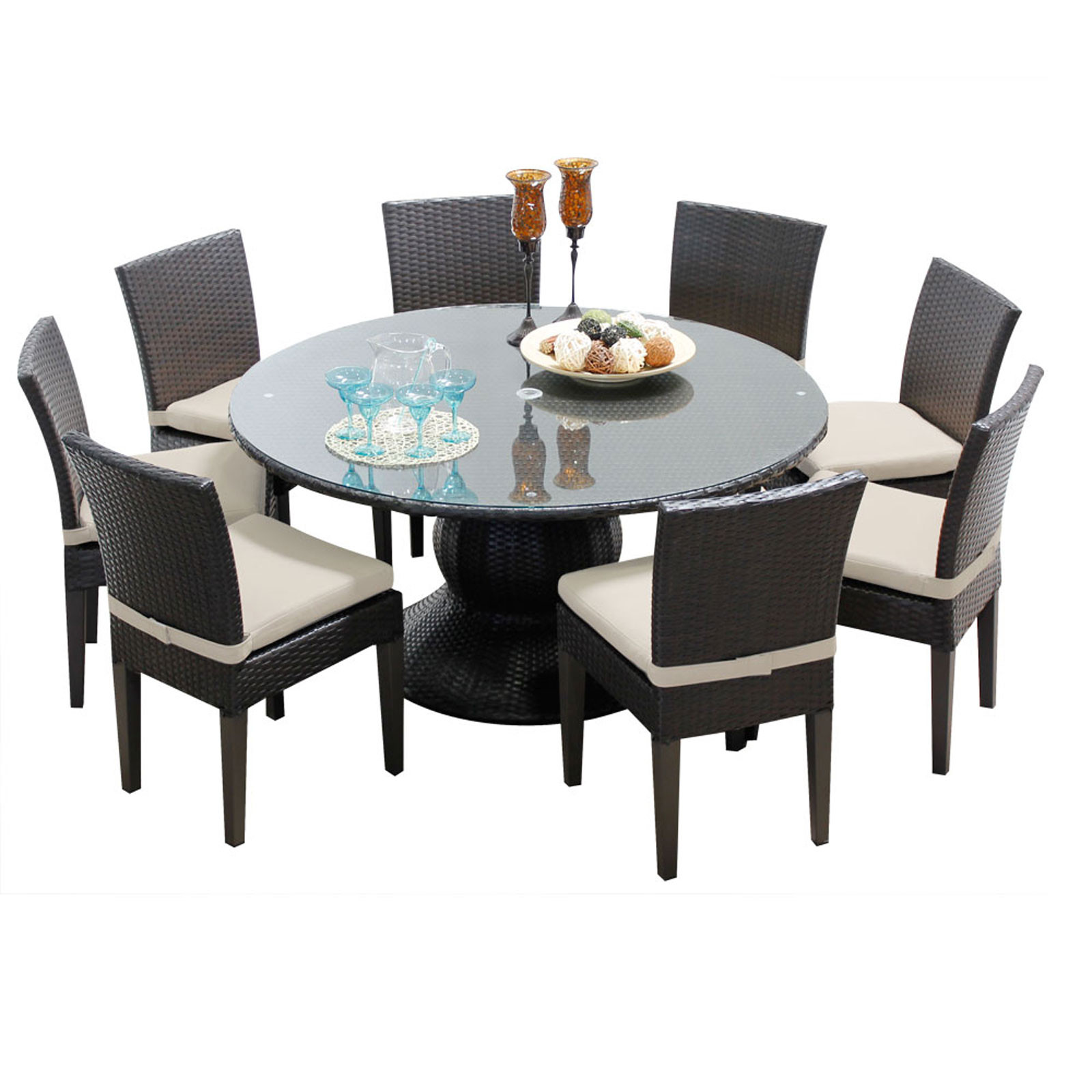 Best ideas about Walmart Dining Table Set . Save or Pin Patio Dining Sets Walmart Outdoor Table Ravishing Now.