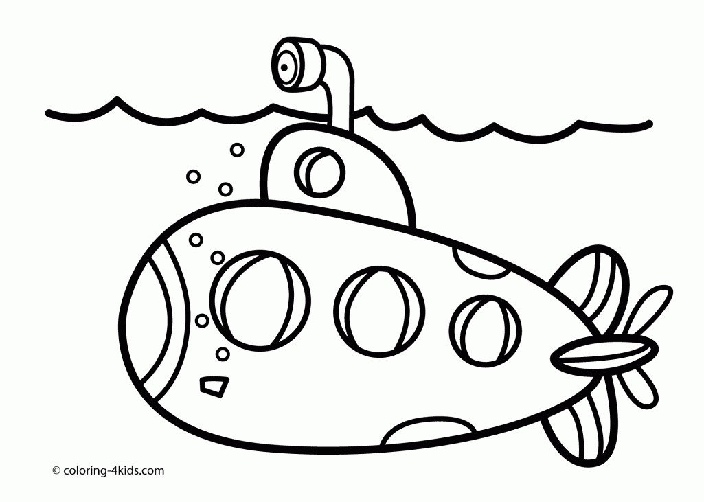 Water Coloring Books For Toddlers  Water Coloring Pages For Kids Coloring Home