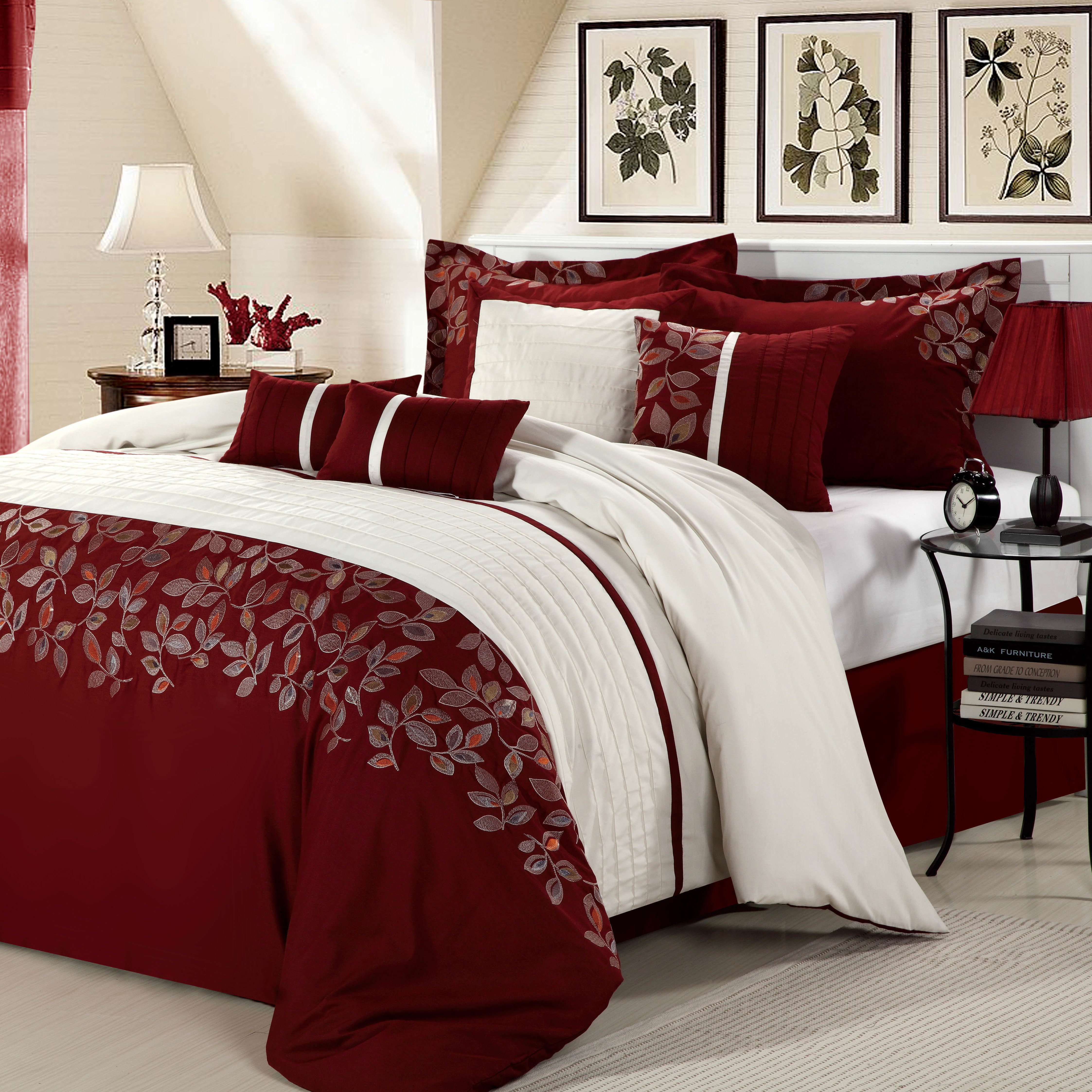 Best ideas about Wayfair Bedroom Sets . Save or Pin Chic Home Montana 8 Piece forter Set & Reviews Now.