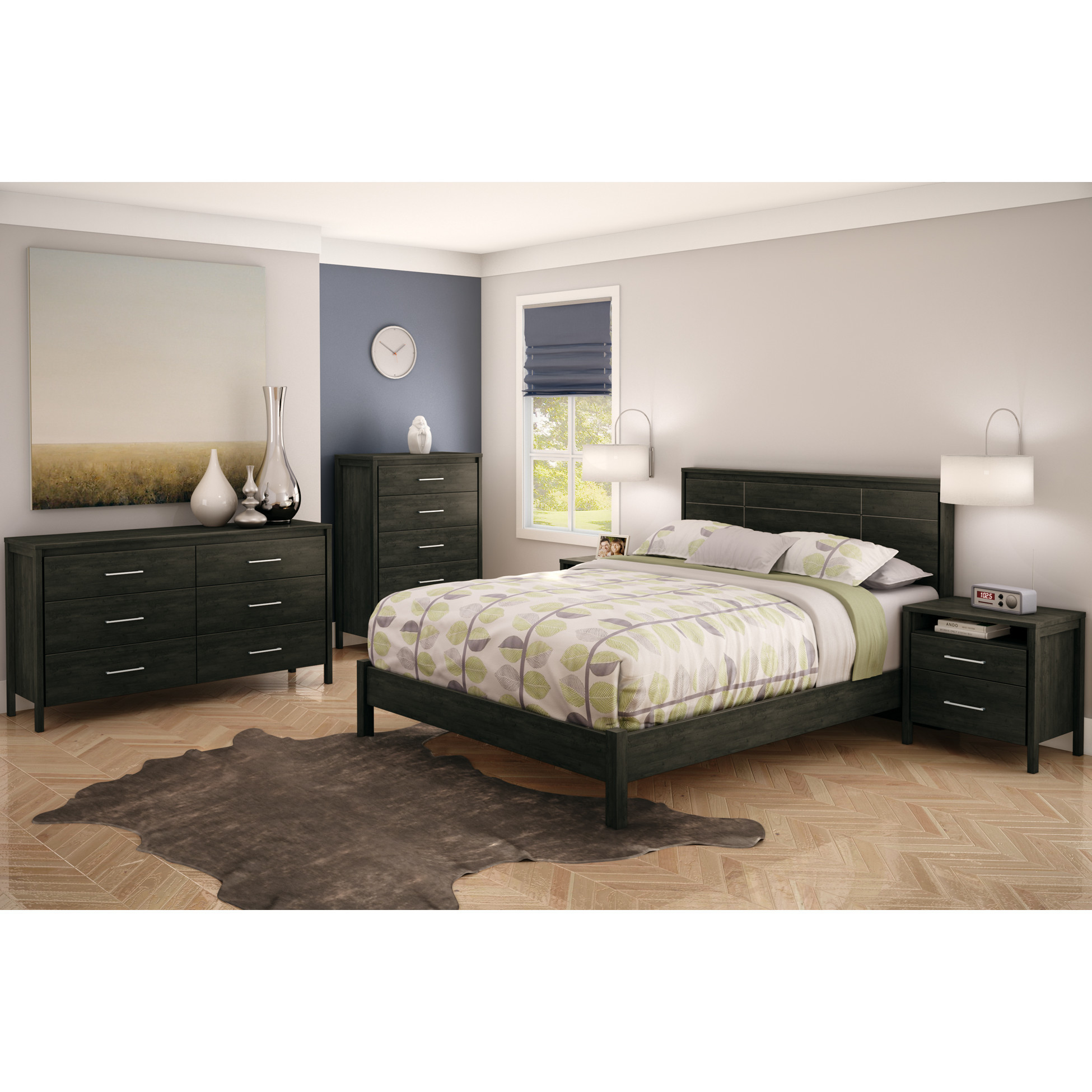 Best ideas about Wayfair Bedroom Sets . Save or Pin South Shore Gravity Queen Platform Customizable Bedroom Now.