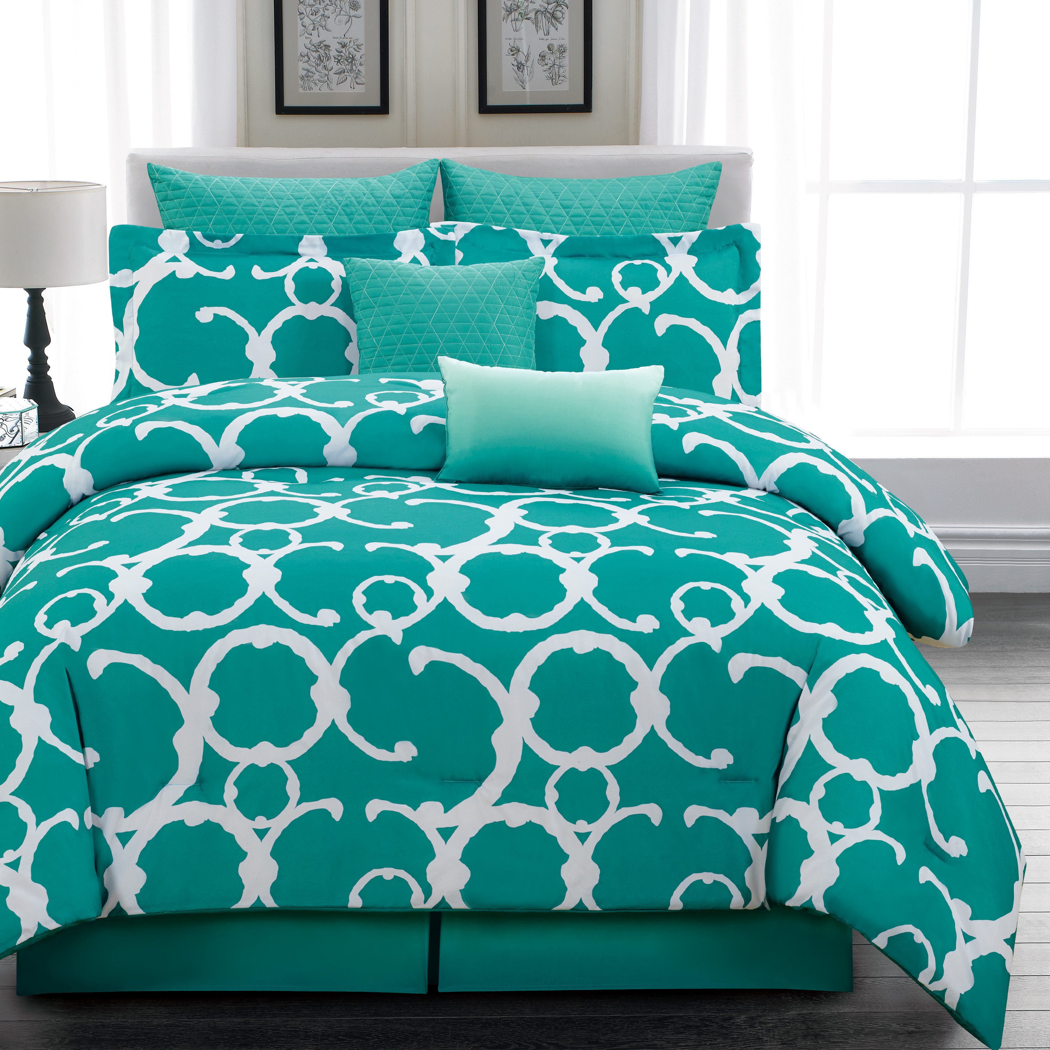 Best ideas about Wayfair Bedroom Sets . Save or Pin DR International Rhys 7 Piece forter Set & Reviews Now.