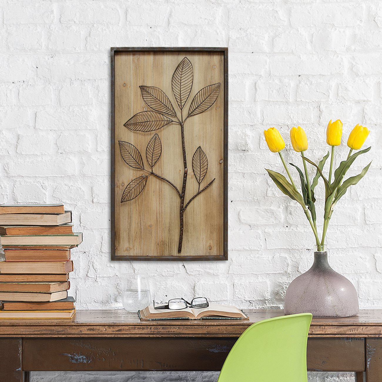 Best ideas about Wayfair Wall Art . Save or Pin Stratton Home Decor Rustic Branch Wall Décor & Reviews Now.