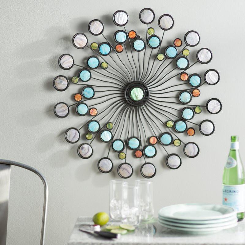 Best ideas about Wayfair Wall Art . Save or Pin Latitude Run Modern Metal Wall Décor & Reviews Now.