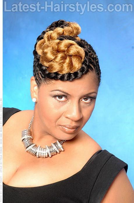 Weave Braid Hairstyles Pictures  Weave braids hairstyles