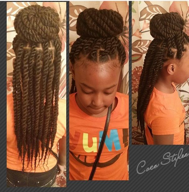 Weave Braids Hairstyles For Kids  Cute Hairstyles For Weave Braids