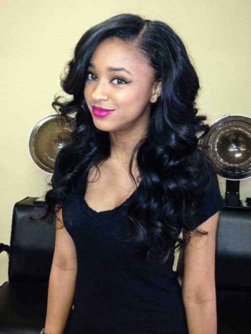 Weave Hairstyles For Prom  20 Hairstyles for Weaves