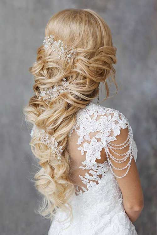 Best ideas about Wedding Bride Hairstyle . Save or Pin 35 Best Hairstyles for Brides Now.