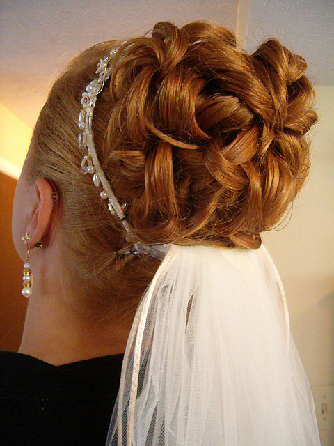 Best ideas about Wedding Bride Hairstyle . Save or Pin Wedding Updo Bridal Hairstyles My Bride Hair Now.