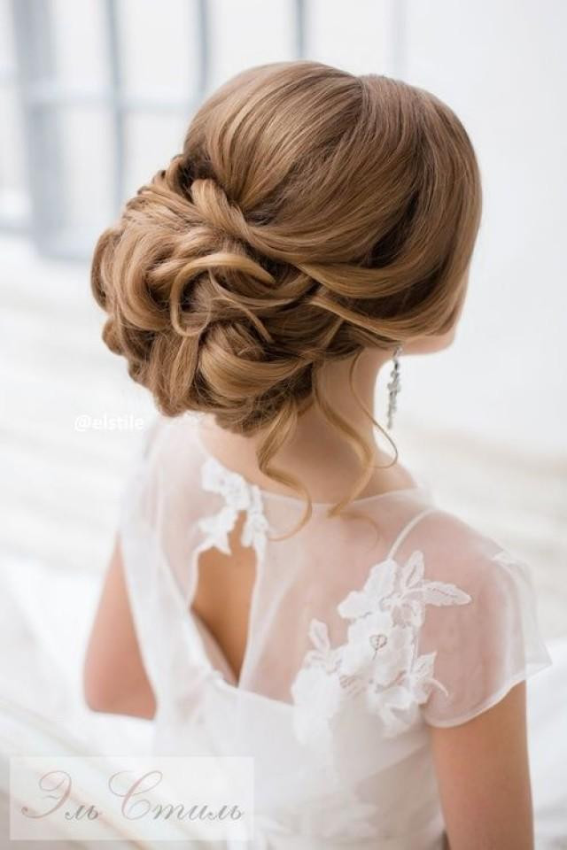 Best ideas about Wedding Bride Hairstyle . Save or Pin Hair Wedding Hairstyle Inspiration Elstile Now.
