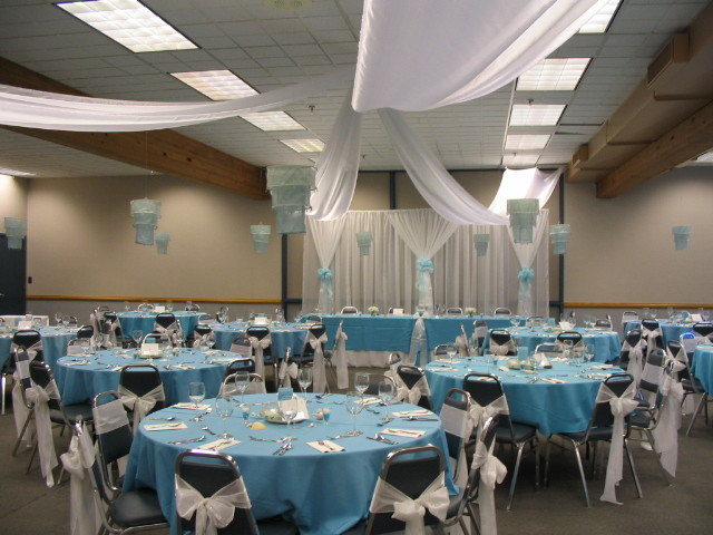 Best ideas about Wedding Drapes DIY . Save or Pin diy Wedding Crafts Ceiling Draping Kits Now.