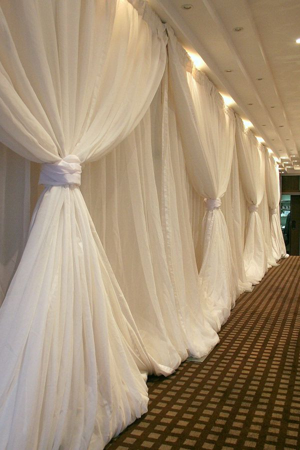 Best ideas about Wedding Drapes DIY . Save or Pin Best 25 Wedding draping ideas on Pinterest Now.