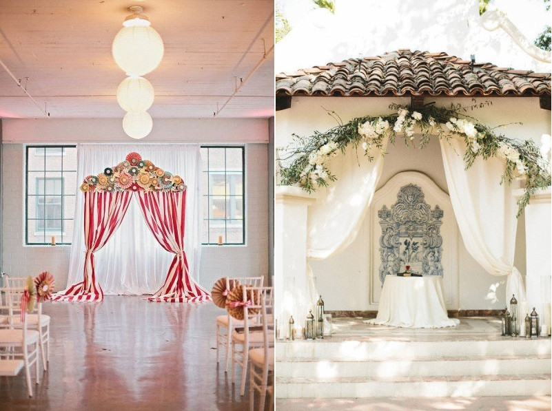 Best ideas about Wedding Drapes DIY . Save or Pin Diy Wedding Drapery Now.