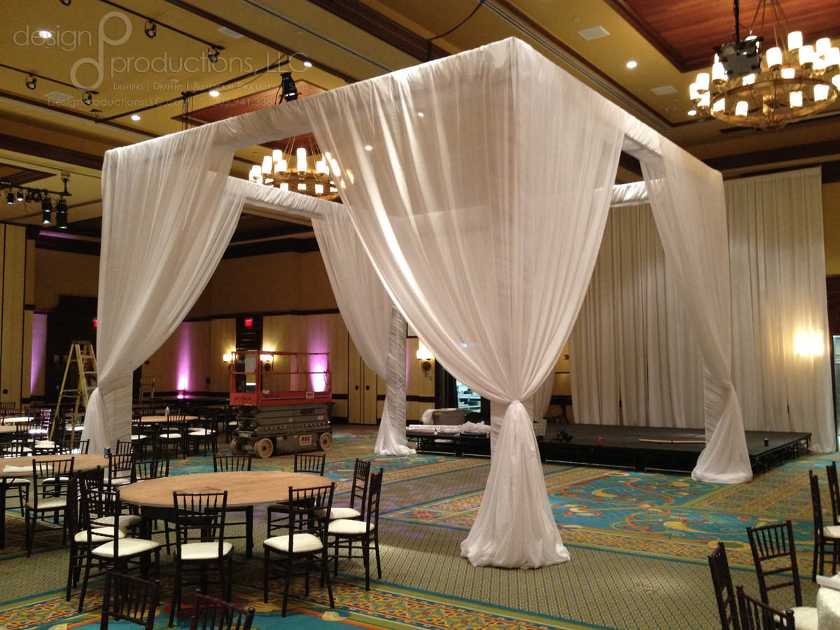 Best ideas about Wedding Drapes DIY . Save or Pin drapery panels hardware RK is professional Pipe and drape Now.