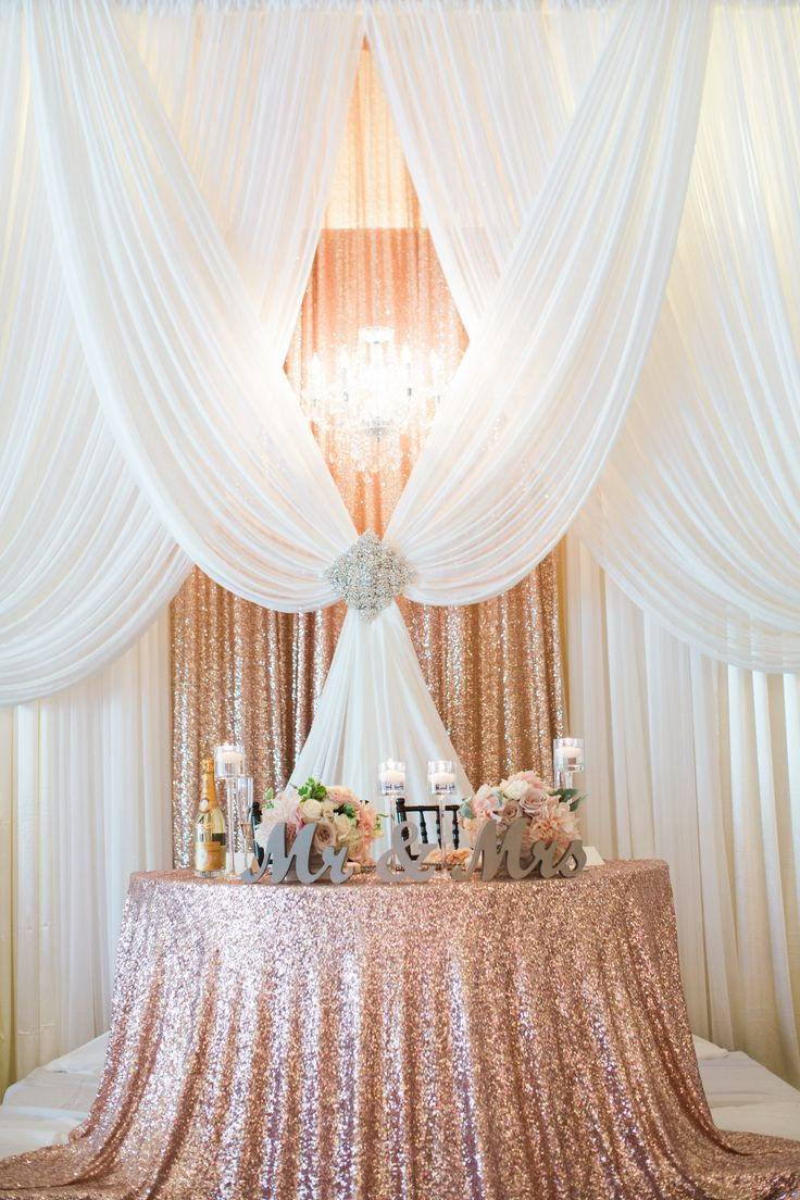 Best ideas about Wedding Drapes DIY . Save or Pin Stunning Curtain Drapery Ideas for Wedding – WeddCeremony Now.