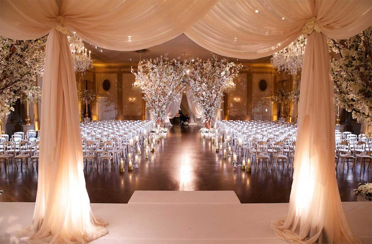 Best ideas about Wedding Drapes DIY . Save or Pin DIY Unique Wedding Backdrop Draping Ideas Full of Beauty Now.