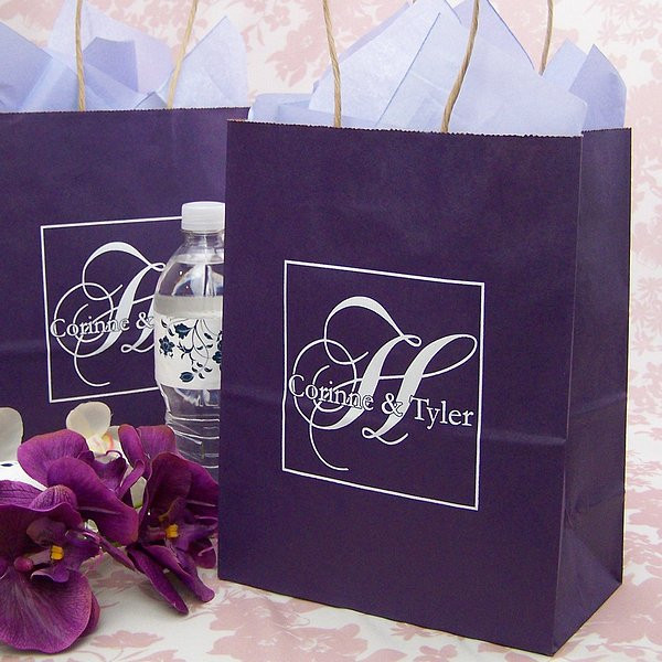 Best ideas about Wedding Gift Bag Ideas . Save or Pin What to Put in Your Wedding Wel e Gift Bags Now.