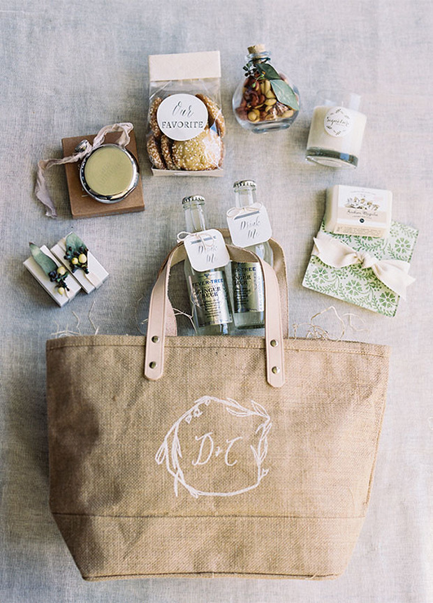 Best ideas about Wedding Gift Bag Ideas . Save or Pin Wedding Wel e Bags Your Guests Will Love Now.