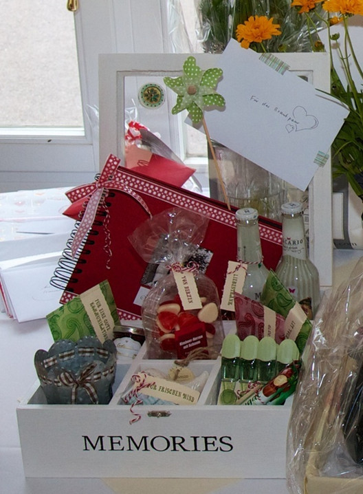Best ideas about Wedding Gift Basket Ideas . Save or Pin Wedding Ideas Blog Lisawola Unique Wedding Gift in Your Now.