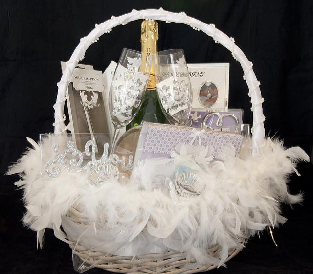 Best ideas about Wedding Gift Basket Ideas . Save or Pin 20 WONDERFUL WEDDING GIFT IDEAS – UberLyfe Now.