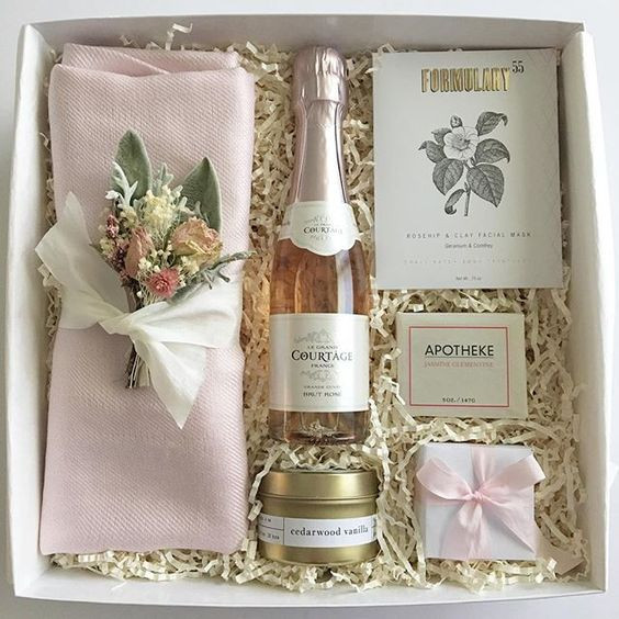 Wedding Gift Box Ideas  Unique Bridesmaid Gifts To Show Your BFFs How Much You Care