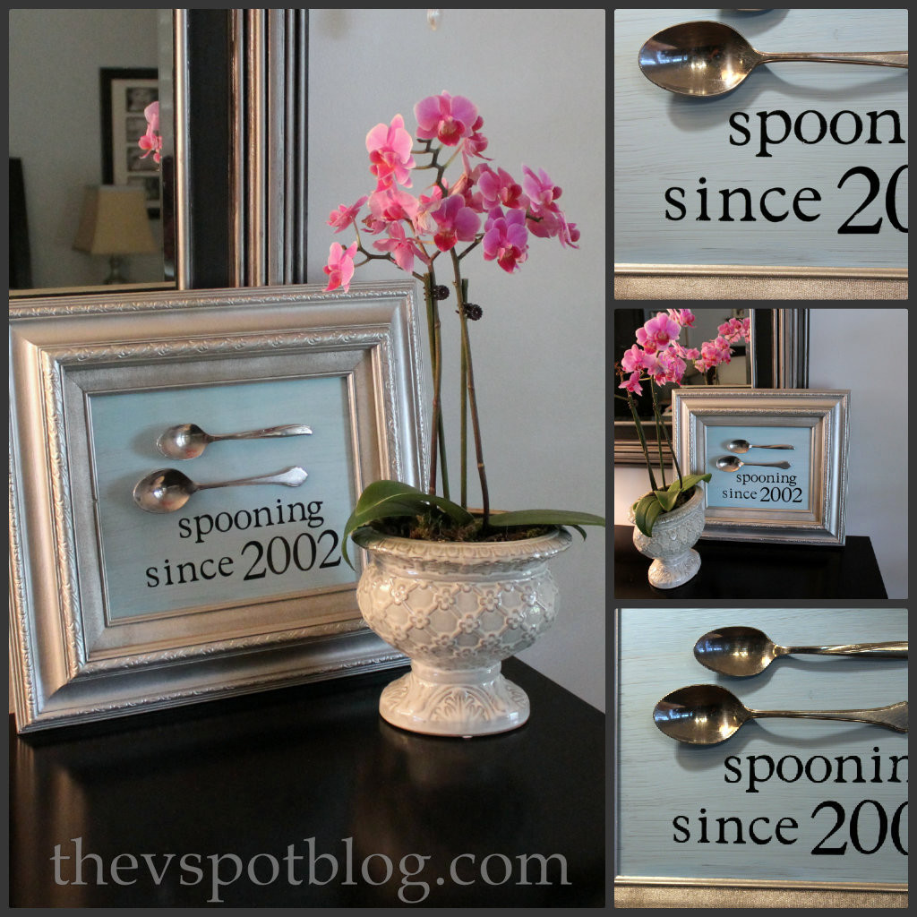 Best ideas about Wedding Gift DIY . Save or Pin A DIY personalized wedding or anniversary t for less Now.