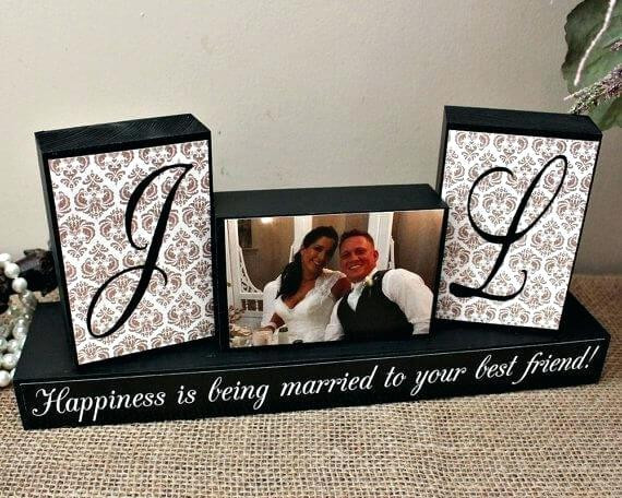 Wedding Gift Ideas For Brother  Unique Wedding Gift Ideas For Bridal Party Sister And