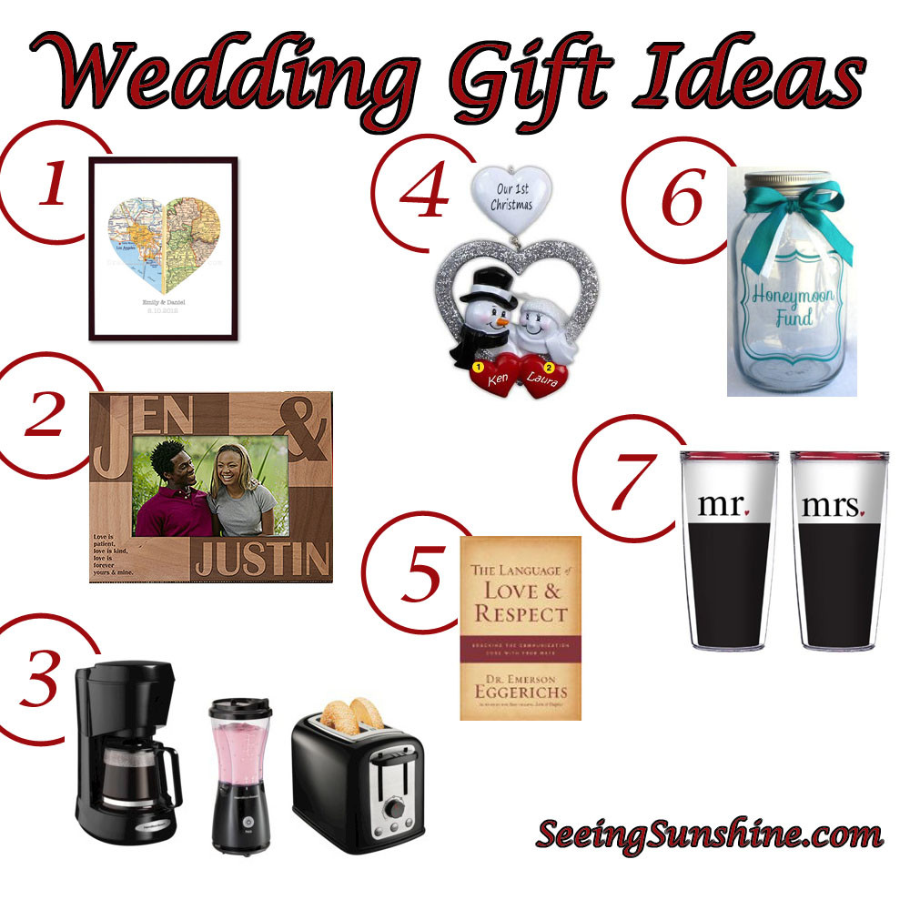 Best ideas about Wedding Gift Ideas For Groom . Save or Pin Wedding Gift Ideas Seeing Sunshine Now.