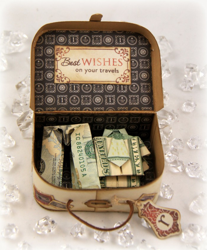 Best ideas about Wedding Gift Money Ideas . Save or Pin Money Gifts For Wedding – 22 Creative Ideas To Good Luck Now.