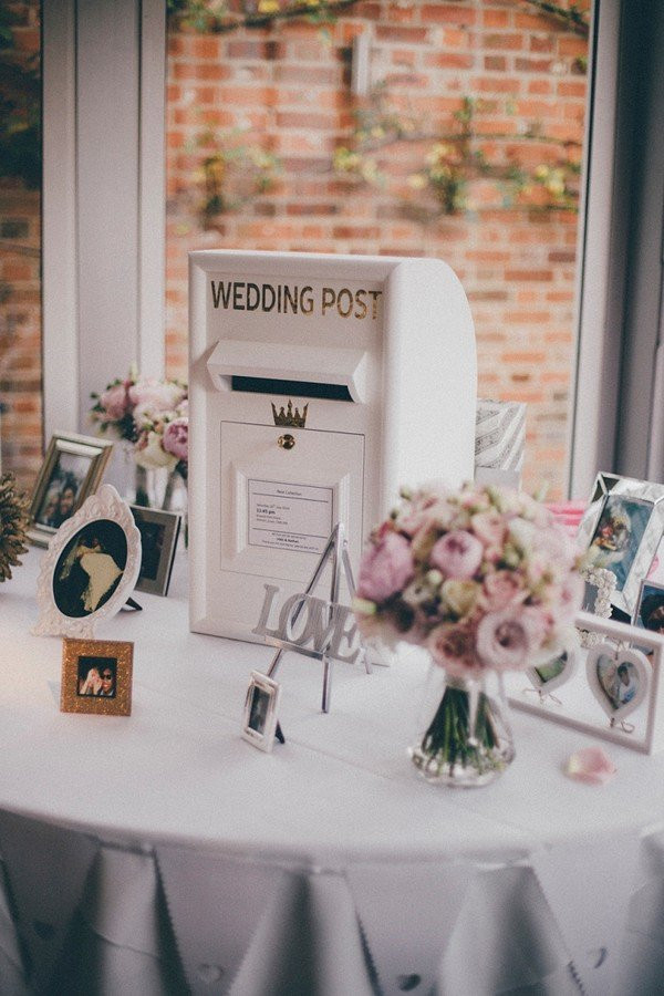 Best ideas about Wedding Gift Table Ideas . Save or Pin 15 Creative Wedding Card Box Ideas to Impress Your Guests Now.