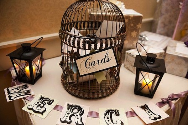 Best ideas about Wedding Gift Table Ideas . Save or Pin 5 Creative Ideas for Your Wedding Day Gift Table Now.