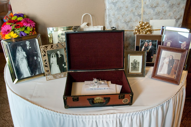 Best ideas about Wedding Gift Table Ideas . Save or Pin A Beautiful Memory Real Wedding Lauren & Ethan Now.