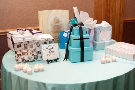 Best ideas about Wedding Gift Table Ideas . Save or Pin Kaashifa s blog Wedding Gift Box Decorating ideas for Now.
