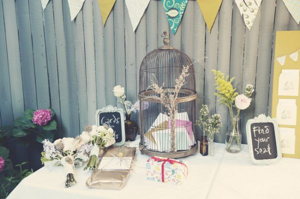 Best ideas about Wedding Gift Table Ideas . Save or Pin wedding t table ideas The Wedding of My DreamsThe Now.