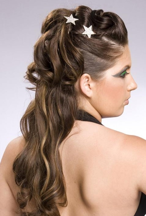 Wedding Hairstyles Half Up  20 Beautiful Half Up Curly Hairstyles Every Lady Should