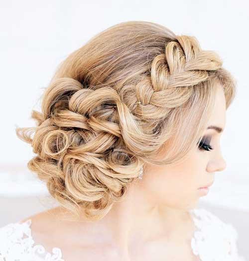 Wedding Hairstyles With Braids  26 Nice Braids for Wedding Hairstyles