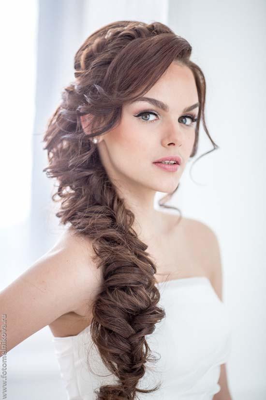 Wedding Hairstyles With Braids  Bridal Hairstyles to Be Stylish Bridal Hairstyles Ideas