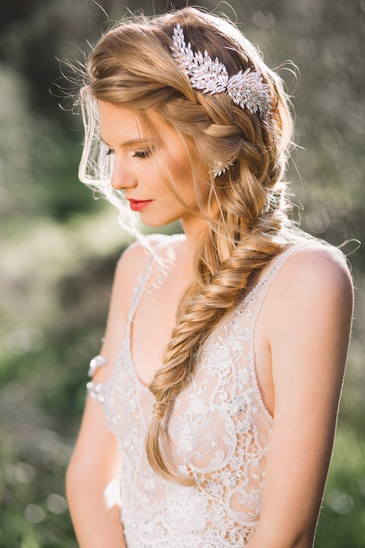 Wedding Hairstyles With Braids  20 Fabulous Wedding Hairstyles for Every Bride