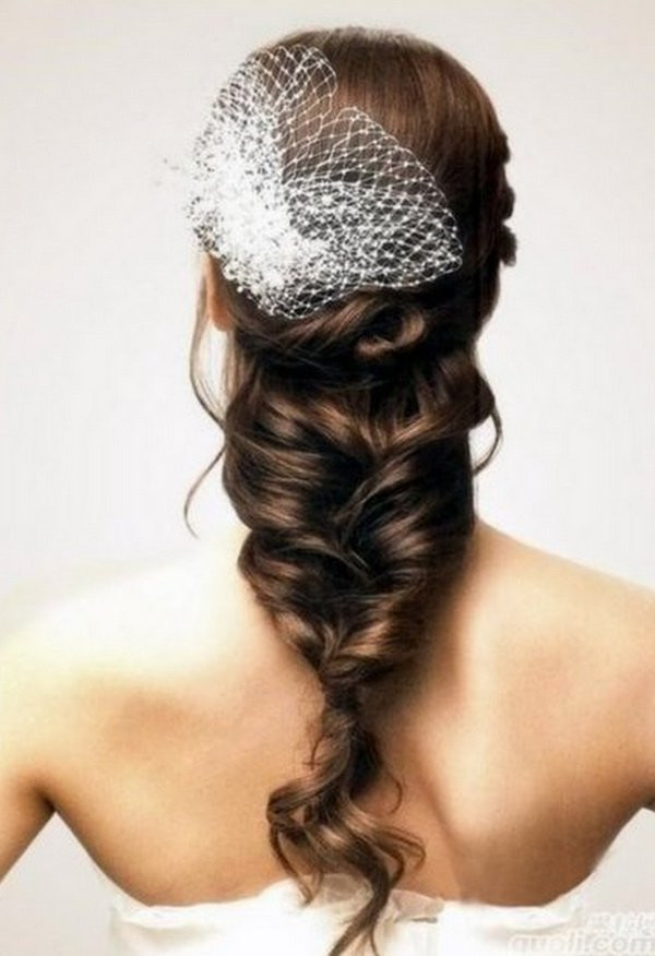 Wedding Hairstyles With Braids  40 Bridal Hairstyles To Look Amazingly Special Fave