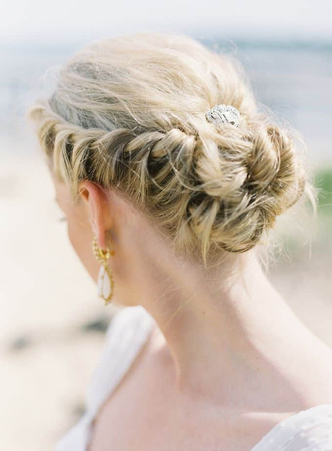 Wedding Hairstyles With Braids  A List of Gorgeous Braided Hairstyles 2016 SheIdeas