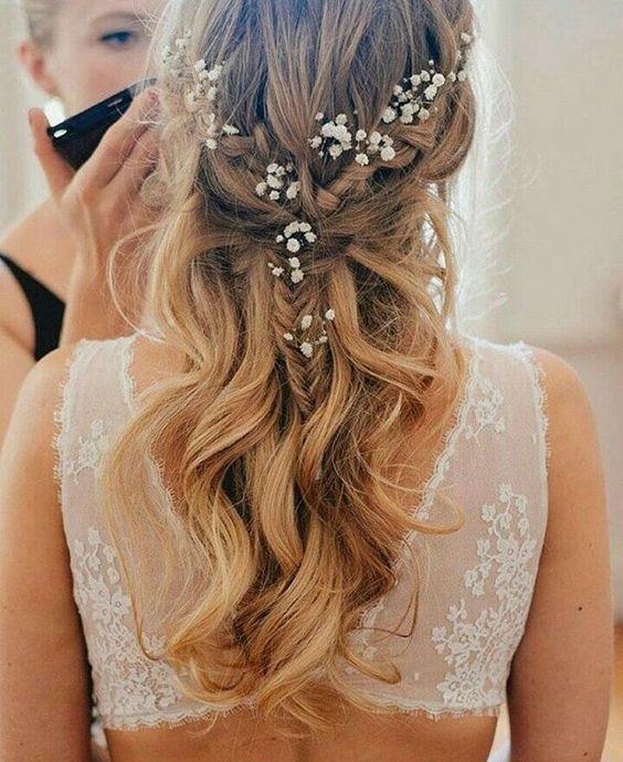 Wedding Hairstyles With Braids  10 Pretty Braided Hairstyles for Wedding Wedding Hair