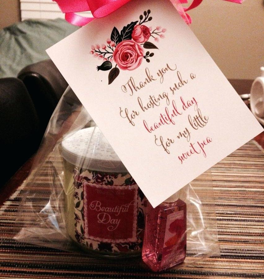 Best ideas about Wedding Host And Hostess Gift Ideas . Save or Pin baby shower host t ideas – benlennon Now.