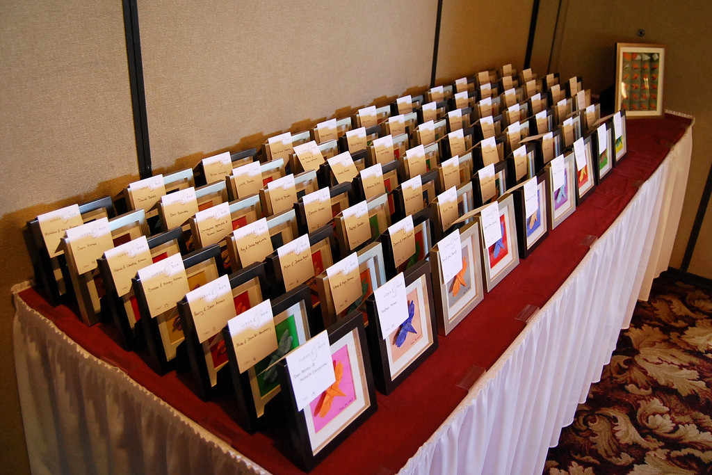 Best ideas about Wedding Reception Gift Ideas . Save or Pin wedding favors Now.